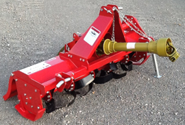 Cherokee Implements - Cherokee Rotary Tiller - TC Series - Sub Compact Rotary Tiller